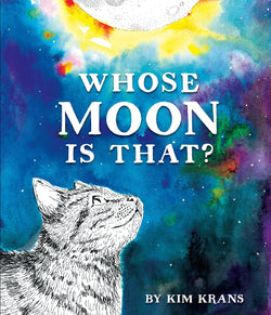 Whose Moon is That? Book