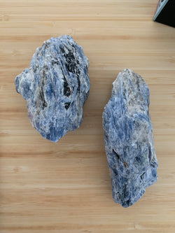 Blue Kyanite Chunk