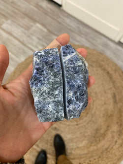 Sodalite Card Holder