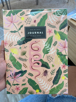 Journal Of Wild Ideas