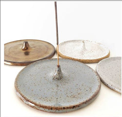 Incense Holder Wheel Thrown