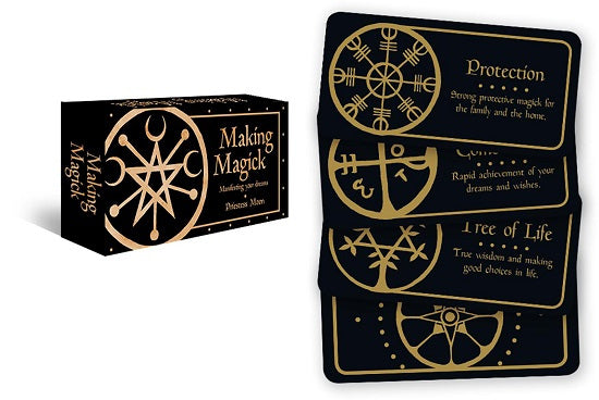 Making Magick Mini Cards