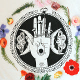 Alchemy Altar Cloth