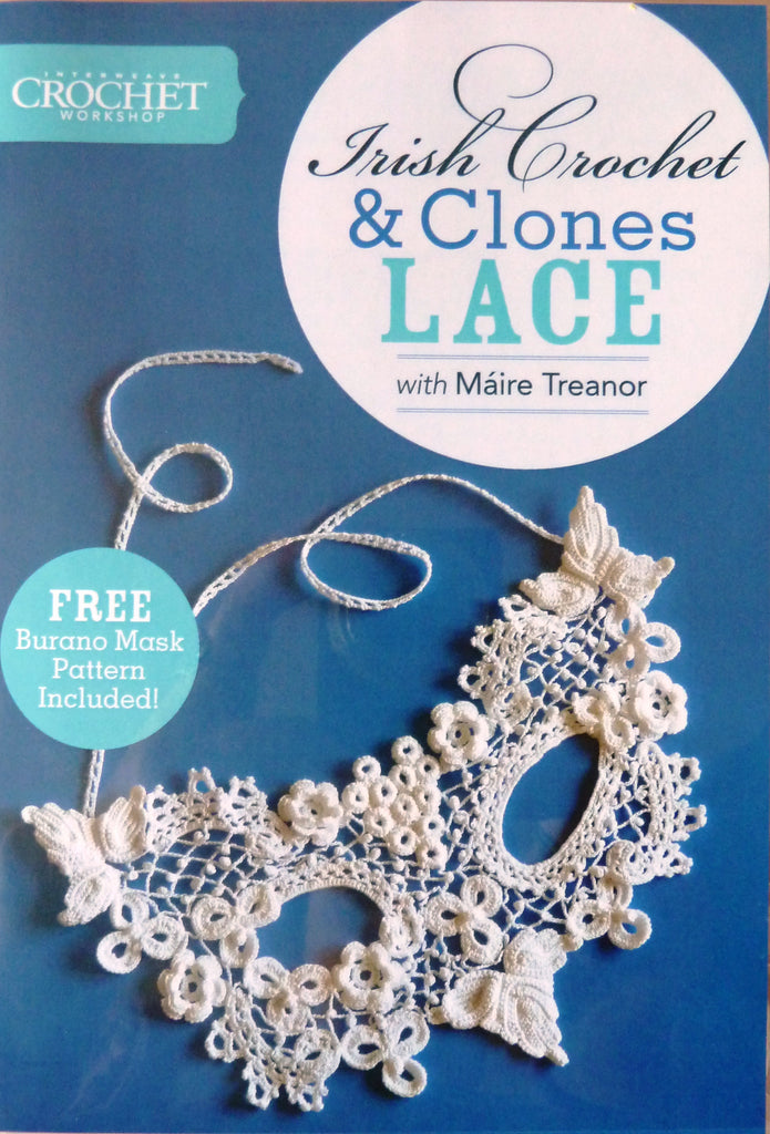 Irish Crochet and Clones Lace - the history of the crochet lace-making tradition in Monaghan, Ireland