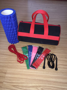 Ultimate Fitness Pack created by Emyvale Transition Year Student