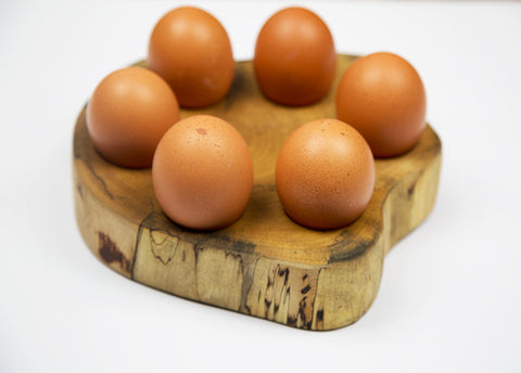 Egg Cup Holder by Dernacoo Crafts