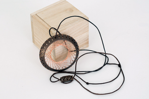 Weave Pendant by INNU Jewellery