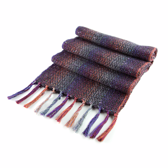 Kavanagh Men's Scarf - Ploughman by Liz Christy