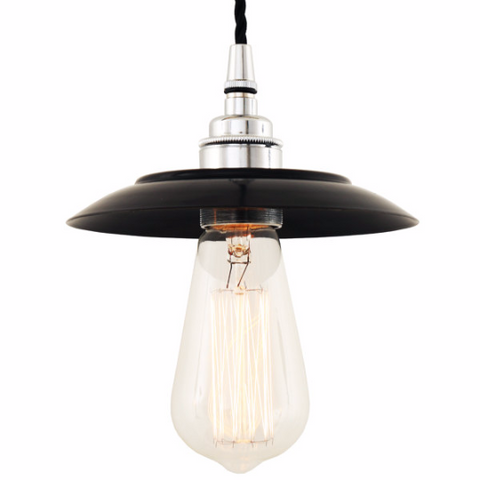 Industrial Pendant Light by Mullan Lighting