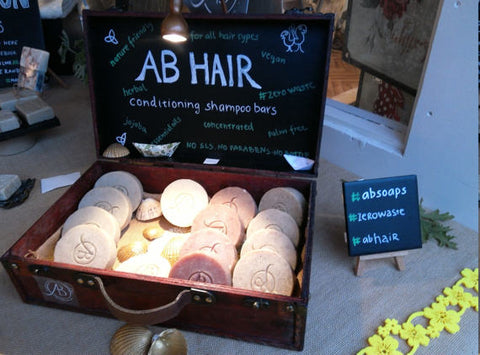 Shampoo Bars Sets by AB Soap Studio