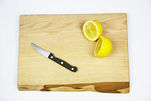 Ash Chopping Board by Dernacoo Crafts