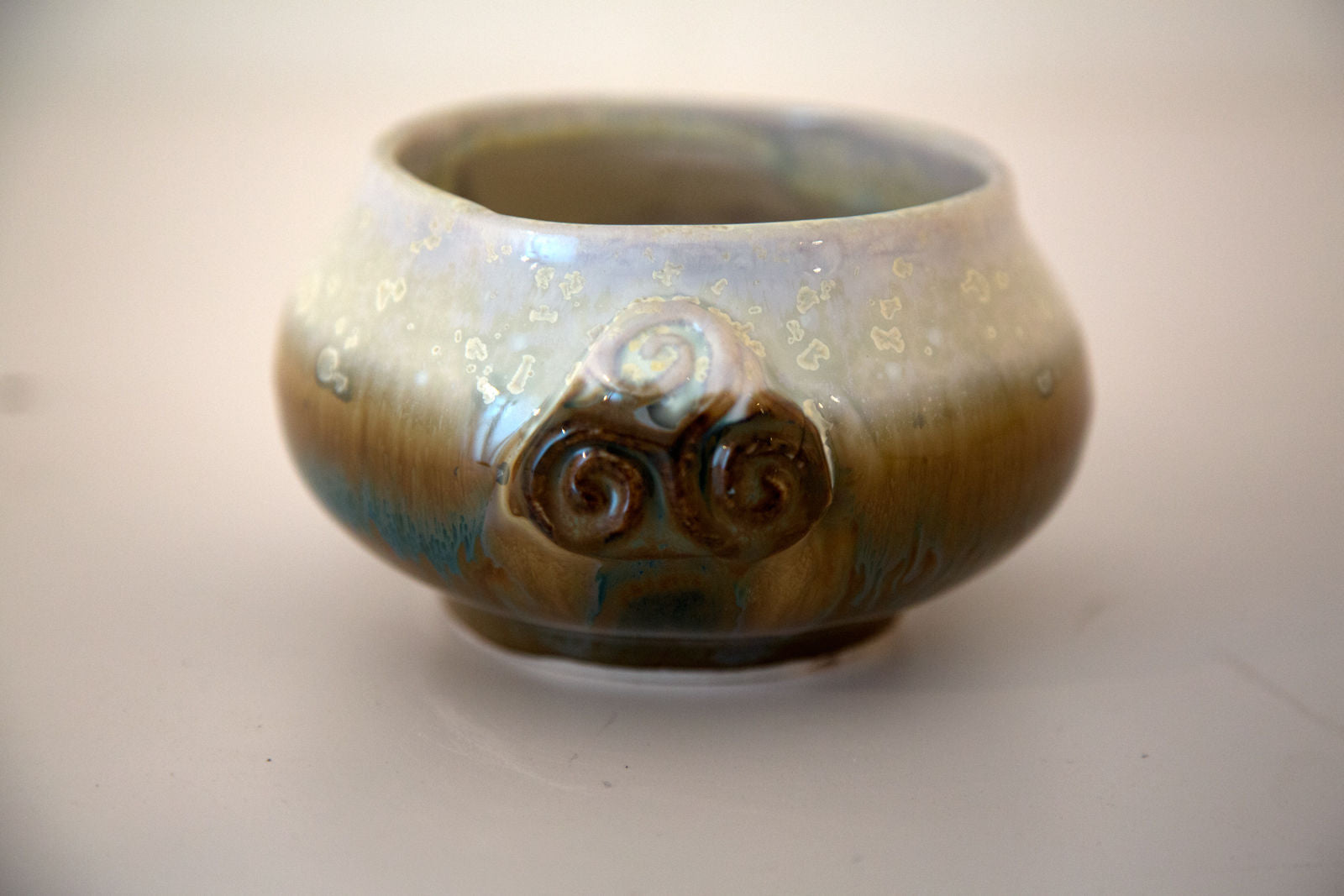 Handmade Ceramic Soup Bowl by Busy Bee Ceramics