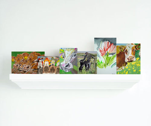 Card Editions of The Daisy Studio Artwork