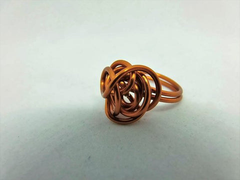 Celtic Knot Ring by Crafty Irish Beggars