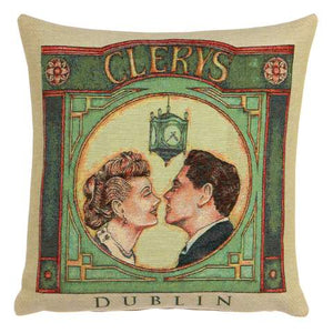 Clery's Cushion Cover by Tooraloora