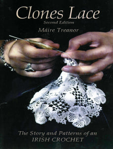 Clones Lace, 2nd Edition by Máire Treanor