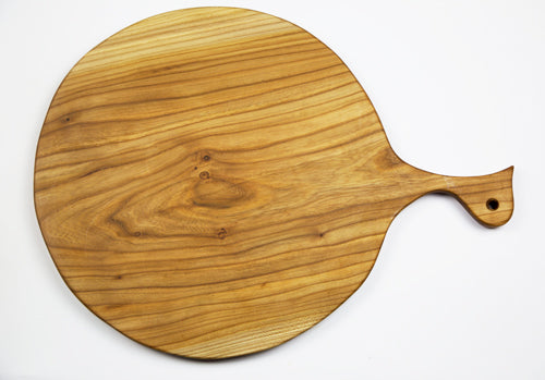 Elm Pizza Board by Dernacoo Crafts