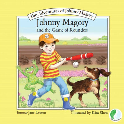 Johnny Magory and the Game of Rounders (Hardcopy)