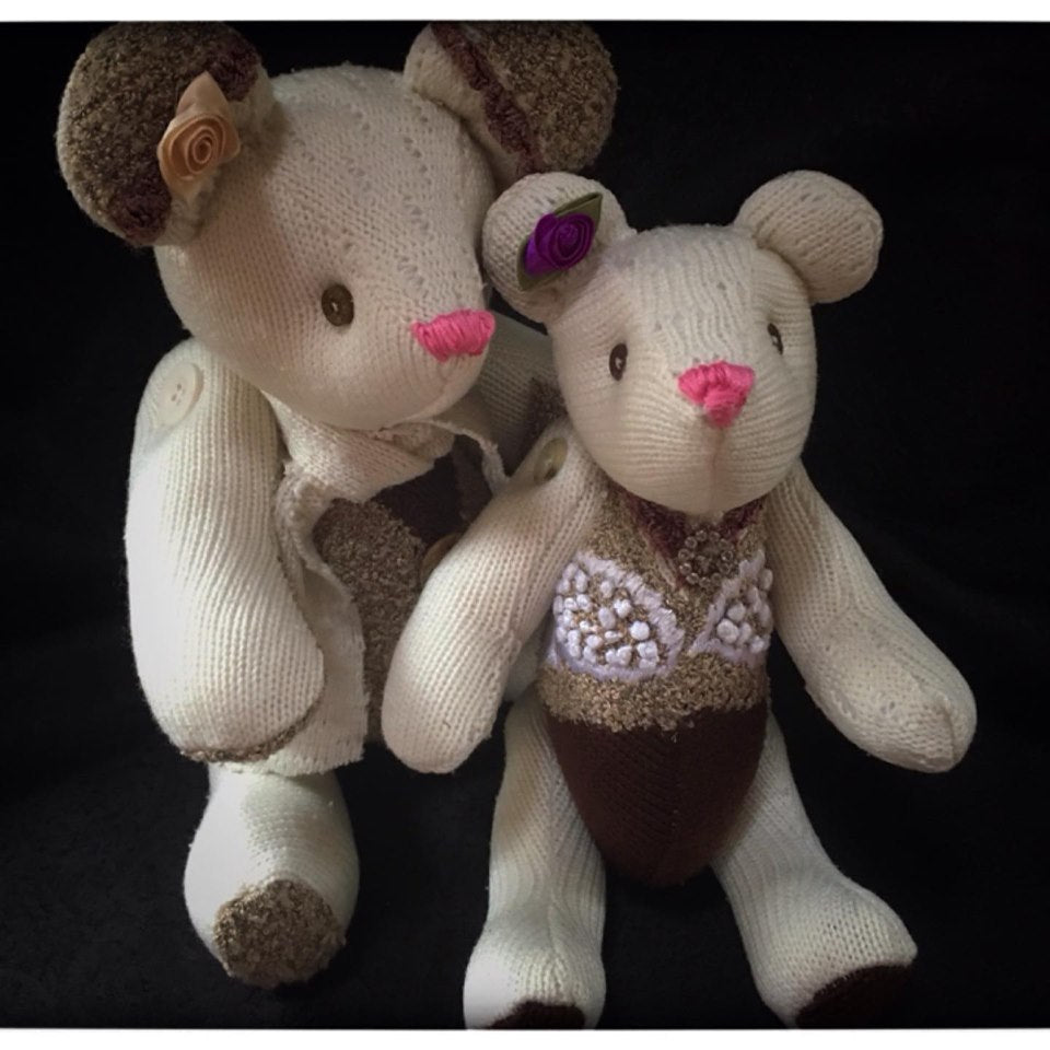 RememBear Me by Crafty Wee Ann