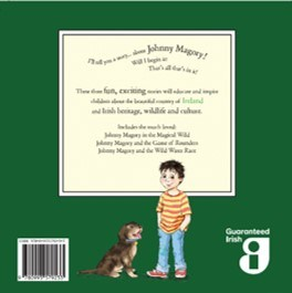 "Limited Edition Hardback ""The Adventures of Johnny Magory"" Collection"