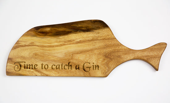 Time To Catch A Gin Board by Dernacoo Crafts