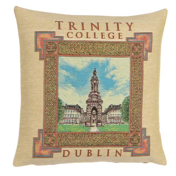 Trinity College Cushion Cover by Tooraloora