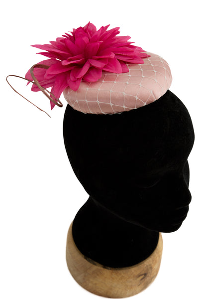 Fifi - Wedding Hat Fascinator by Anita McKenna Designs