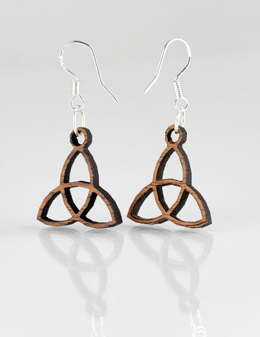 Trinity Earrings by Monson Irish Jewelry