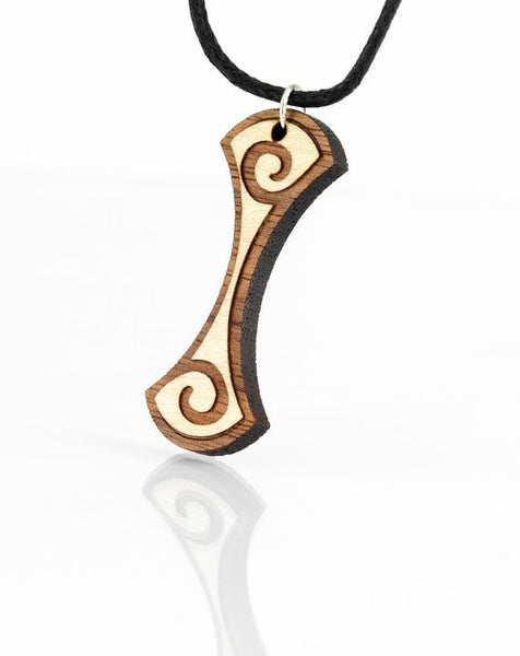 Celtic Swirl Pendant by Monson Irish Jewelry