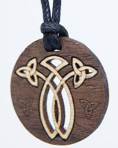 Trinity Knot Pendant by Monson Irish Jewelry