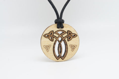 Trinity Pendant by Monson Irish Jewelry
