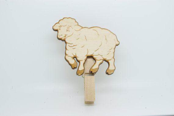 Sheep Peg by Monson Irish Jewelry