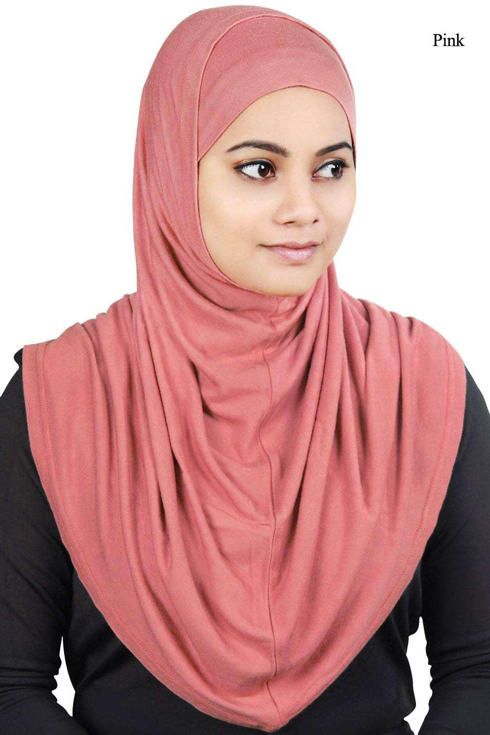Two Piece Al-Amira Viscose Jersey Hijab