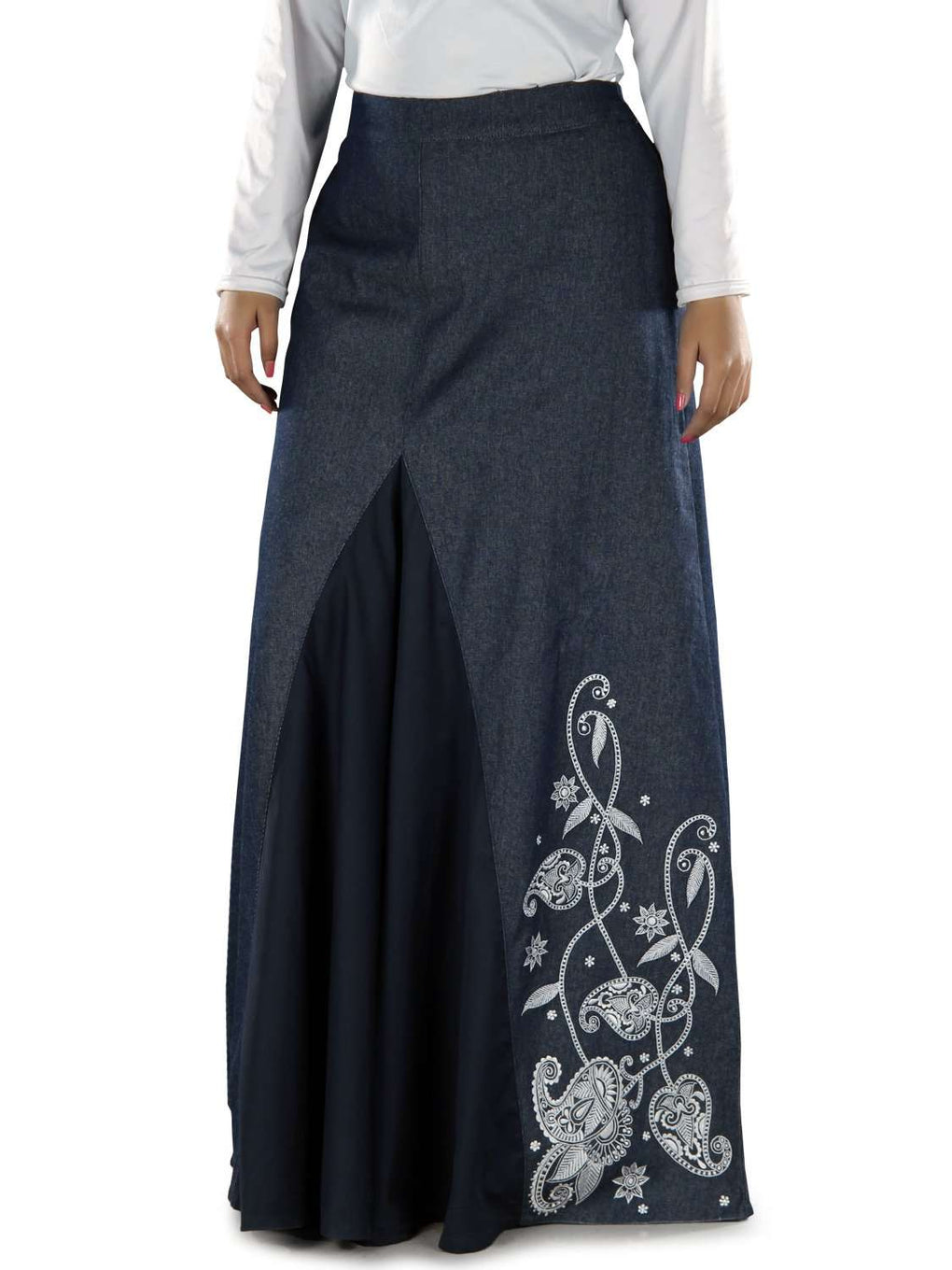 Dina Denim Skirt
