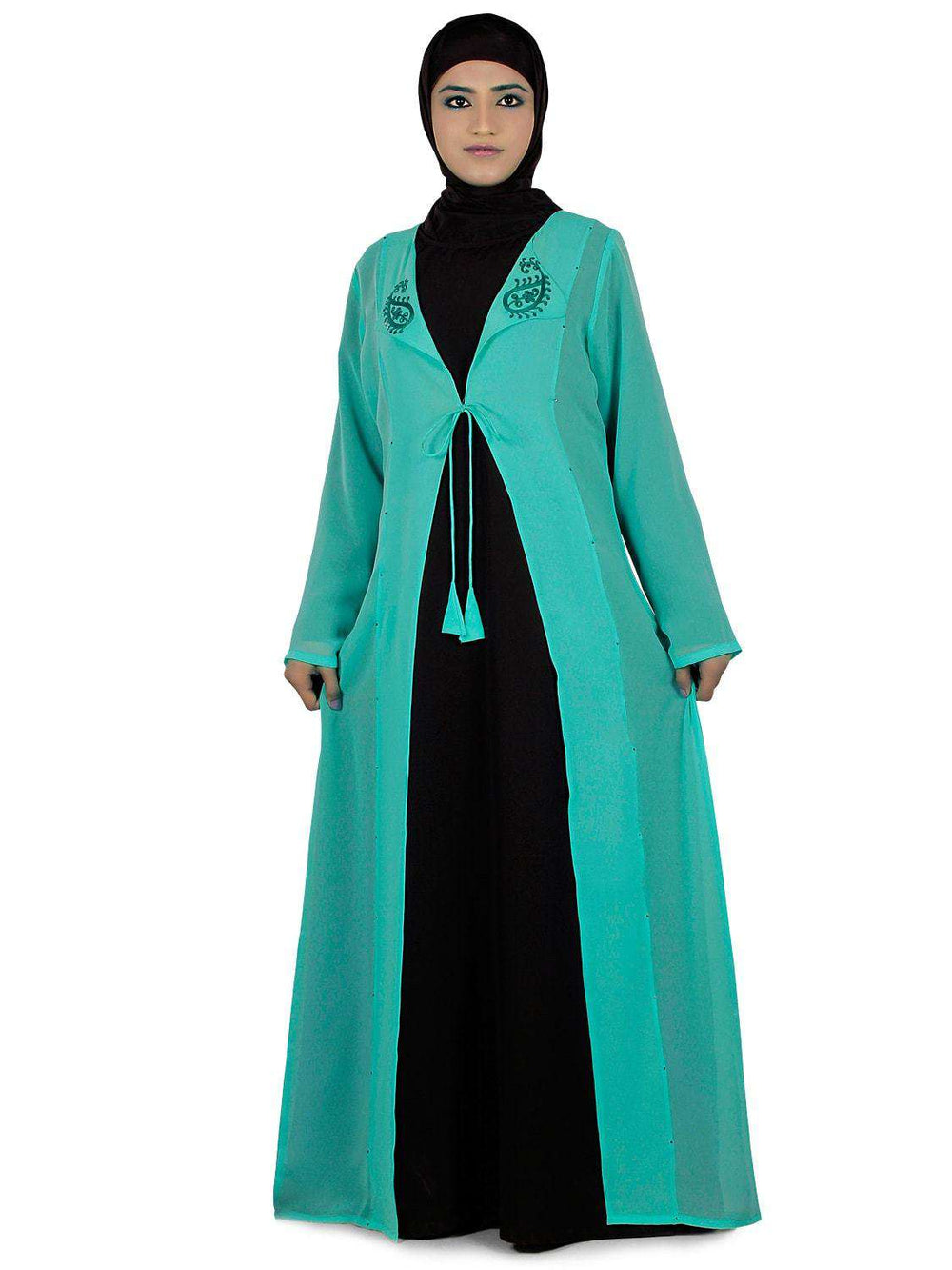 Omera Two Piece Abaya