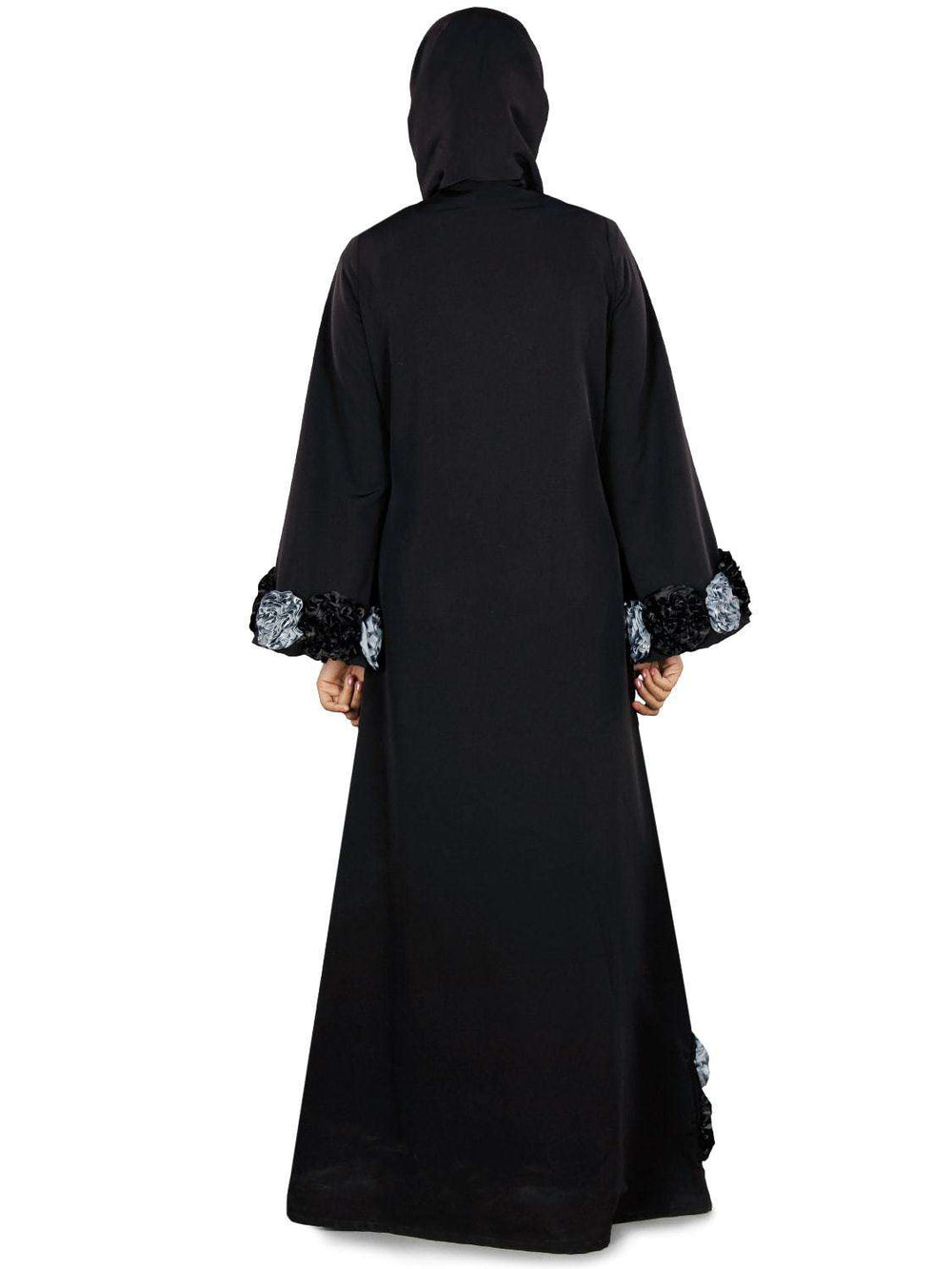 Salma Heavy Embroidered Party Abaya