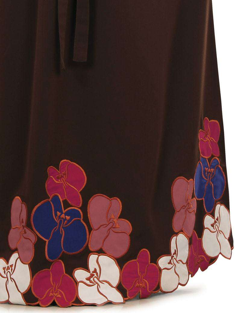 Lujaina Occasion & Casual Abaya Embroidery