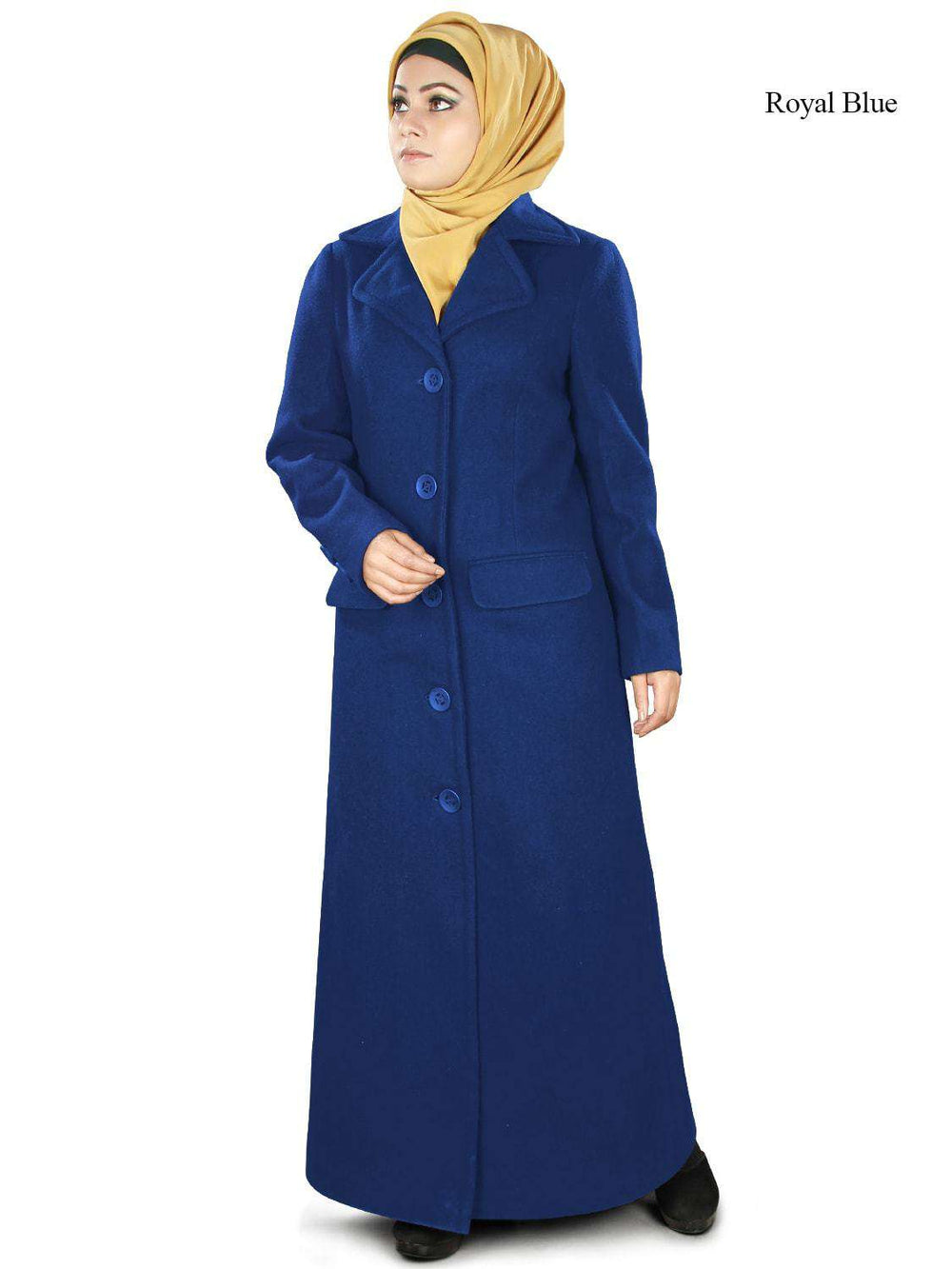 Jaseena Long Coat