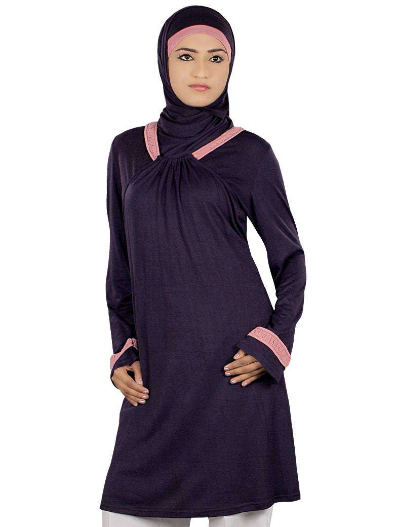 Sheenaz Jersey Tunic