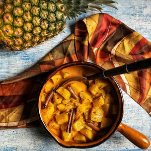Sweet and Tangy Pineapple Curry