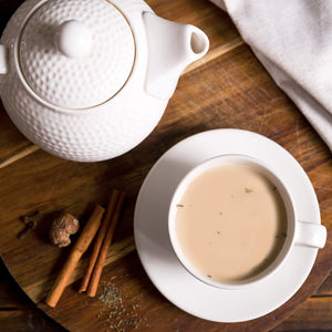 Masala Chai (Chai Tea Recipe)