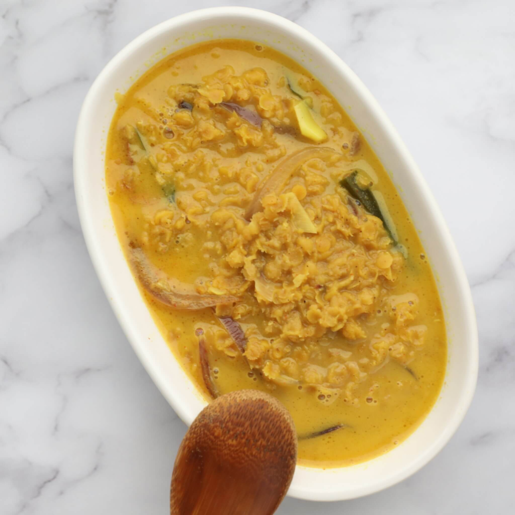 Dhal Curry (Simple Lentils)
