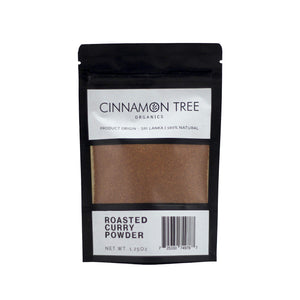 Cinnamon Tree Organics Roasted Curry Powder 1.25Oz