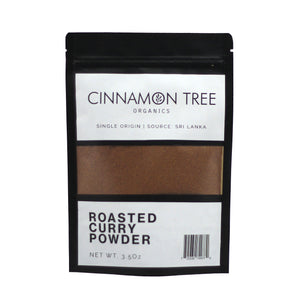 Cinnamon Tree Organics Ceylon curry powder 3.5 Oz pack