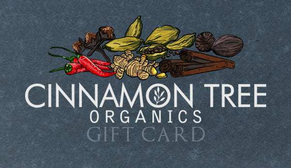 Cinnamon Tree Organics Gift Card