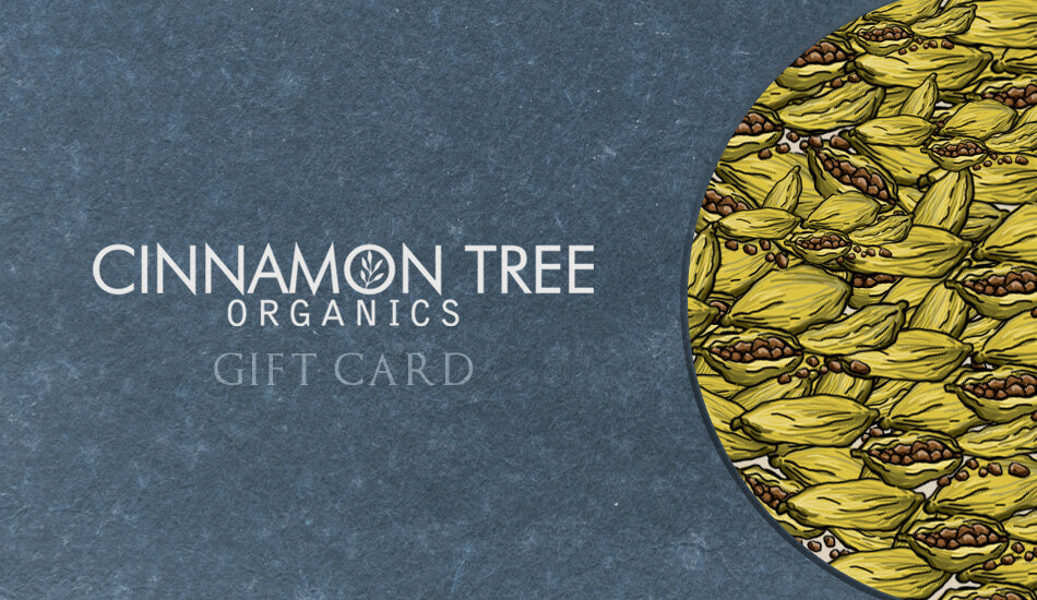 Cinnamon Tree Organics $100 Gift Card