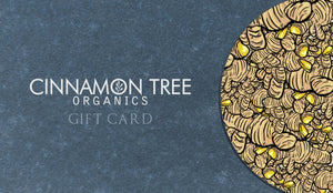 Cinnamon Tree Organics $25 Gift Card