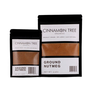 Cinnamon Tree Organics Ground Nutmeg