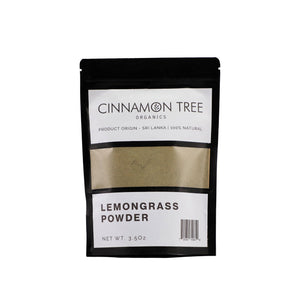 Cinnamon Tree Organics Organic lemongrass powder 3.5 Oz