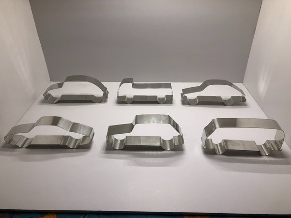 AIR-COOLED VW COOKIE CUTTER SET
